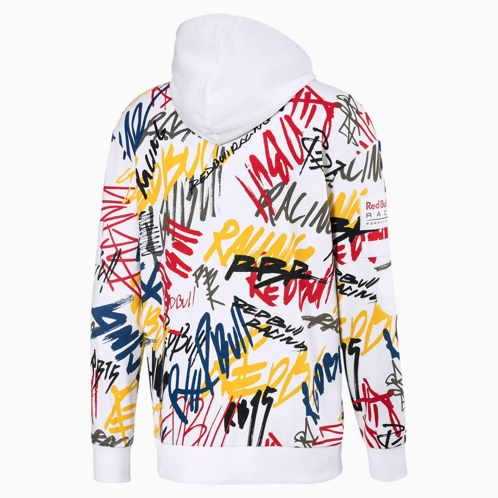 [595145-03] Puma Red Bull Racing Street Midlayer Hoodie