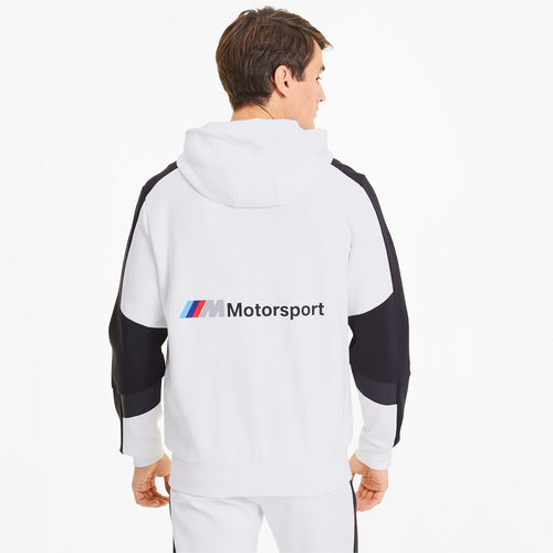 [596097-02] BMW M Motorsport Hooded Sweat Jacket