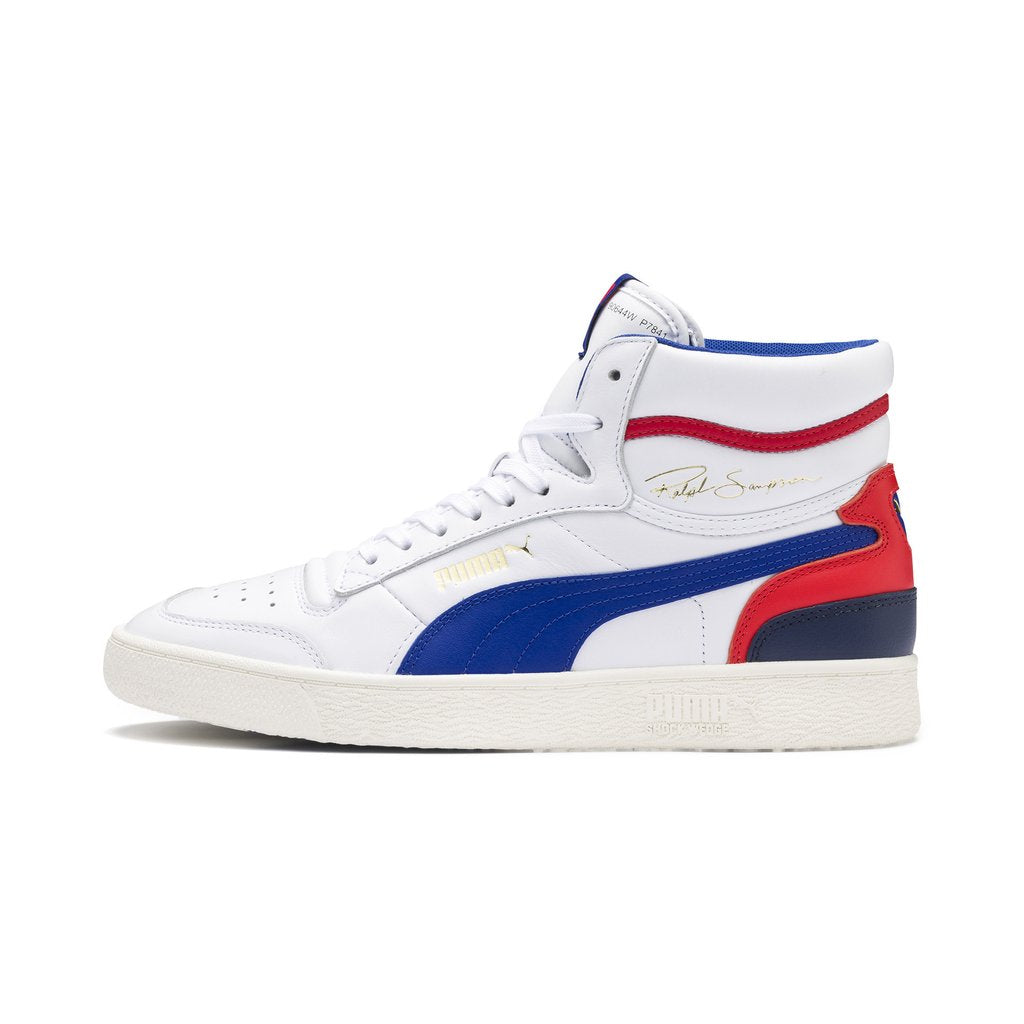 [370847-02] Mens Puma Ralph Sampson Mid