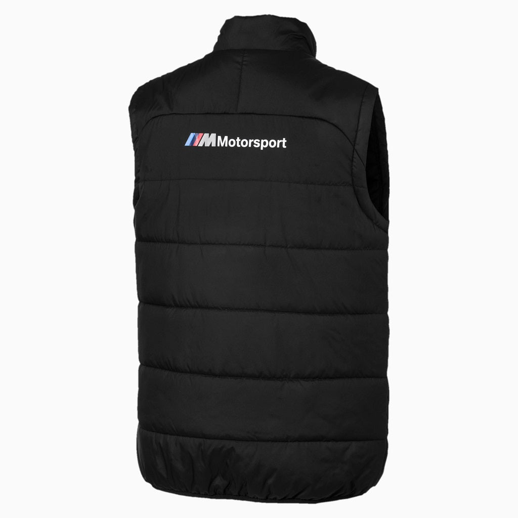 [595185-01] Puma BMW M Motorsport Padded Vest