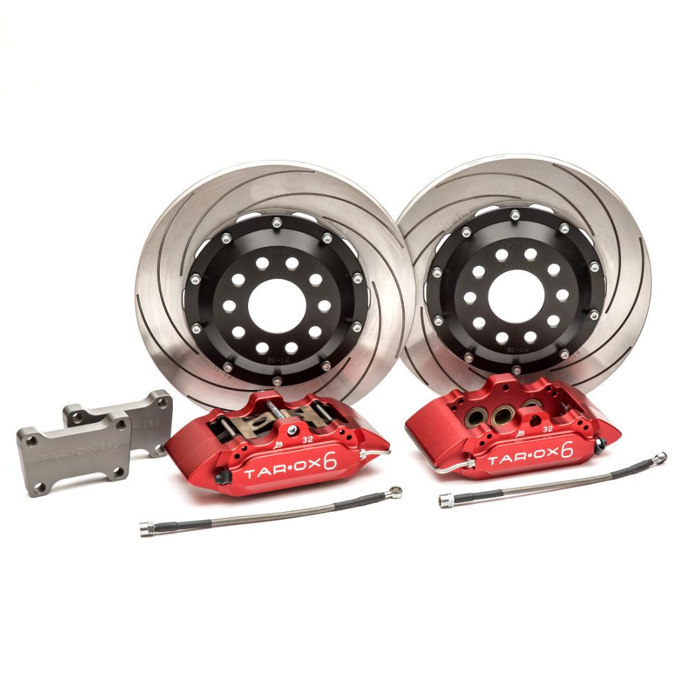 TAROX Front Brake Kit for Abarth 124