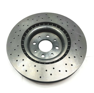 Brake Disc, Front - 500 Abarth Competizione 2016> - Abarth Tuning