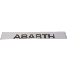 Load image into Gallery viewer, Abarth Peforated Sunstrip - Abarth Tuning