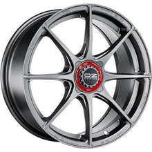 "Load image into Gallery viewer, 17"" FORMULA HLT 4F ALLOY WHEELS 18x7 ET35 PCD 4x100 FOR ABARTH 124 SPIDER - Abarth Tuning"