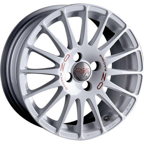 SUPERTURISMO WRC ALLOY WHEELS 17x7 ET35 PCD 4x100 - Abarth Tuning