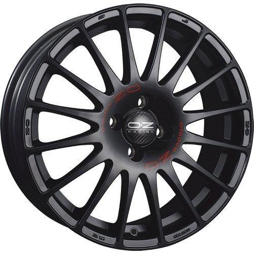 SUPERTURISMO GT ALLOY WHEELS 17x7 ET35 PCD 4x100 - Abarth Tuning