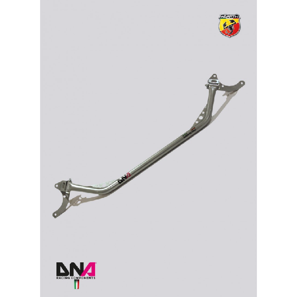 Abarth 500 USA Front Strut Bar Kit