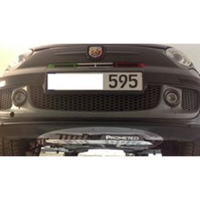 Load image into Gallery viewer, Prometeo Engine Skid Stainless Steel Abarth 500/595/695