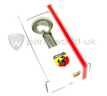 Load image into Gallery viewer, Official Aluminium 500 Abarth Gear Knob for the Competizione 59107095