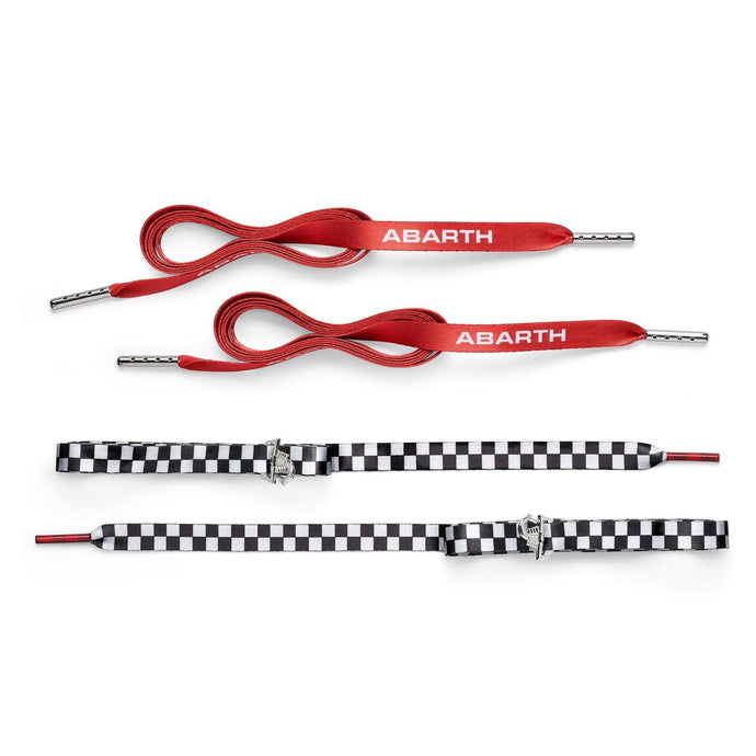 Shoe Laces - Abarth - Abarth Tuning
