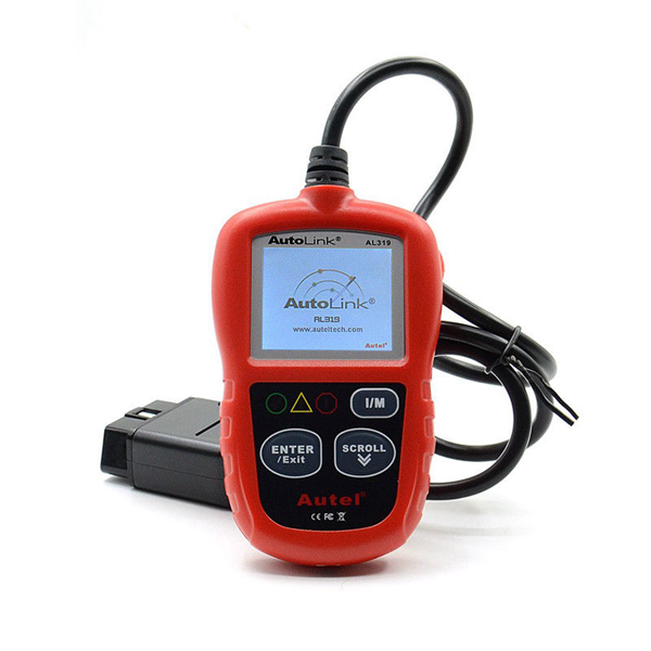 Autel Stand-Alone OBD-2/EOBD Diagnosis Scan Tool - Abarth Tuning
