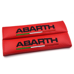 Abarth Seat Belt Pads