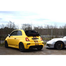 Load image into Gallery viewer, Abarth 500, 595, 695 - Titanium Sport Exhaust (2008 on) - QuickSilver Exhausts