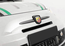 Load image into Gallery viewer, Abarth 500/595 Front Logo Intake Cover Series 4 Cars Only - Carbon Fibre - Abarth Tuning