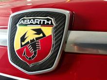 Load image into Gallery viewer, Abarth 500/595 Front Logo Frame