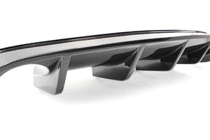 Abarth 500 Extreme Rear Diffuser