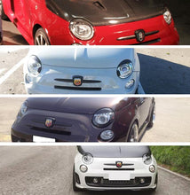 Load image into Gallery viewer, Abarth 500 Eyelids (Bad-Look Eyes)