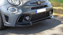 Load image into Gallery viewer, Abarth 595 Front Splitter Lip - Carbon Fibre - Abarth Tuning