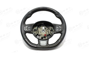 Abarth 595 2016> Upper Part Steering Wheel Cover