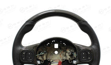 Load image into Gallery viewer, Abarth 595 2016> Upper Part Steering Wheel Cover