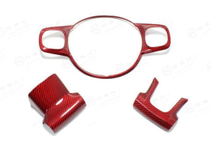 Abarth 595 Steering Wheel Trim