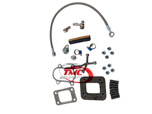 TD04 Turbo Mounting Kit for T-Jet / Multiair - Abarth Tuning