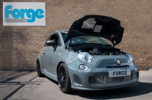 Forge Motorsport Front Mounting Intercooler Kit for 500/595 *DOES NOT FIT AUTOMATIC CARS*