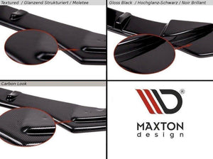 MAXTON DESIGN Side Skirts for Punto Evo (2010-2014) - Abarth Tuning