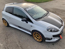 Load image into Gallery viewer, CHD Tuning Front Splitter for Abarth Punto Evo - Abarth Tuning