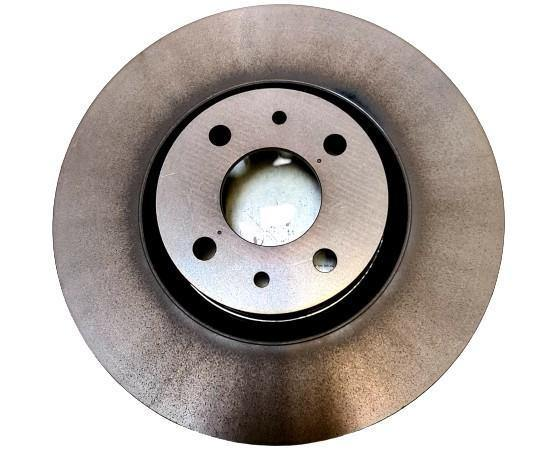 Brake Disc, Front - 500 Abarth (Standard) - Abarth Tuning