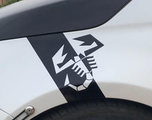 Load image into Gallery viewer, Scorpion Wing / Fender Stripe Pair