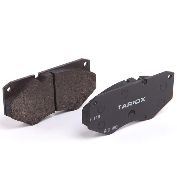 Front TAROX Road Brake Pads – Abarth 500/595 - Competizione - Abarth Tuning