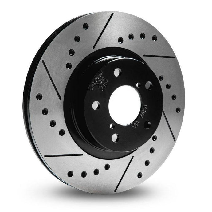 Abarth 500/595/695 & 124 TAROX Front Brake Discs – Sport Japan - Abarth Tuning