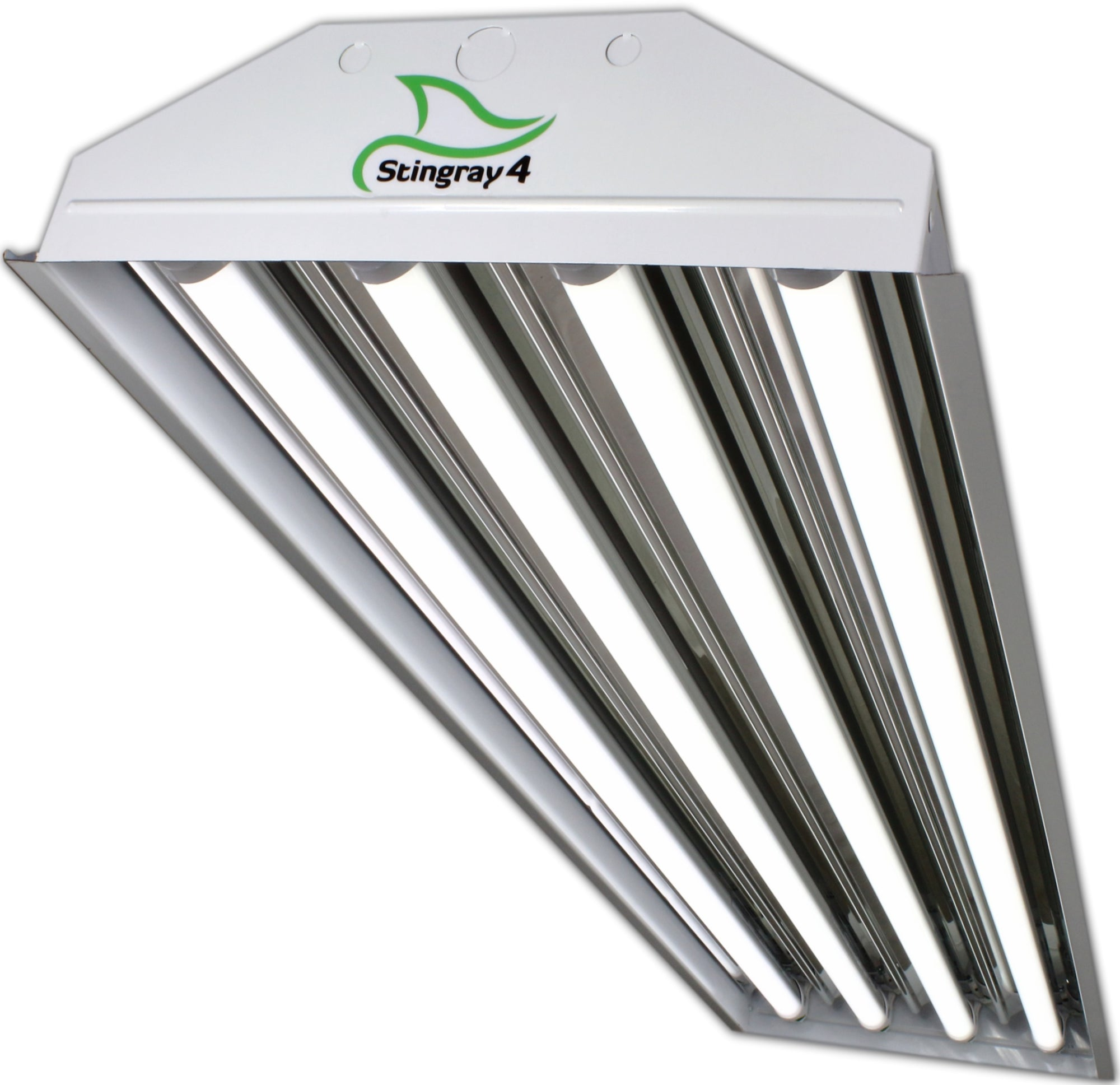 LED 4 Lamp T8 STINGRAY 4 Highbay Fixture 72 Watts
