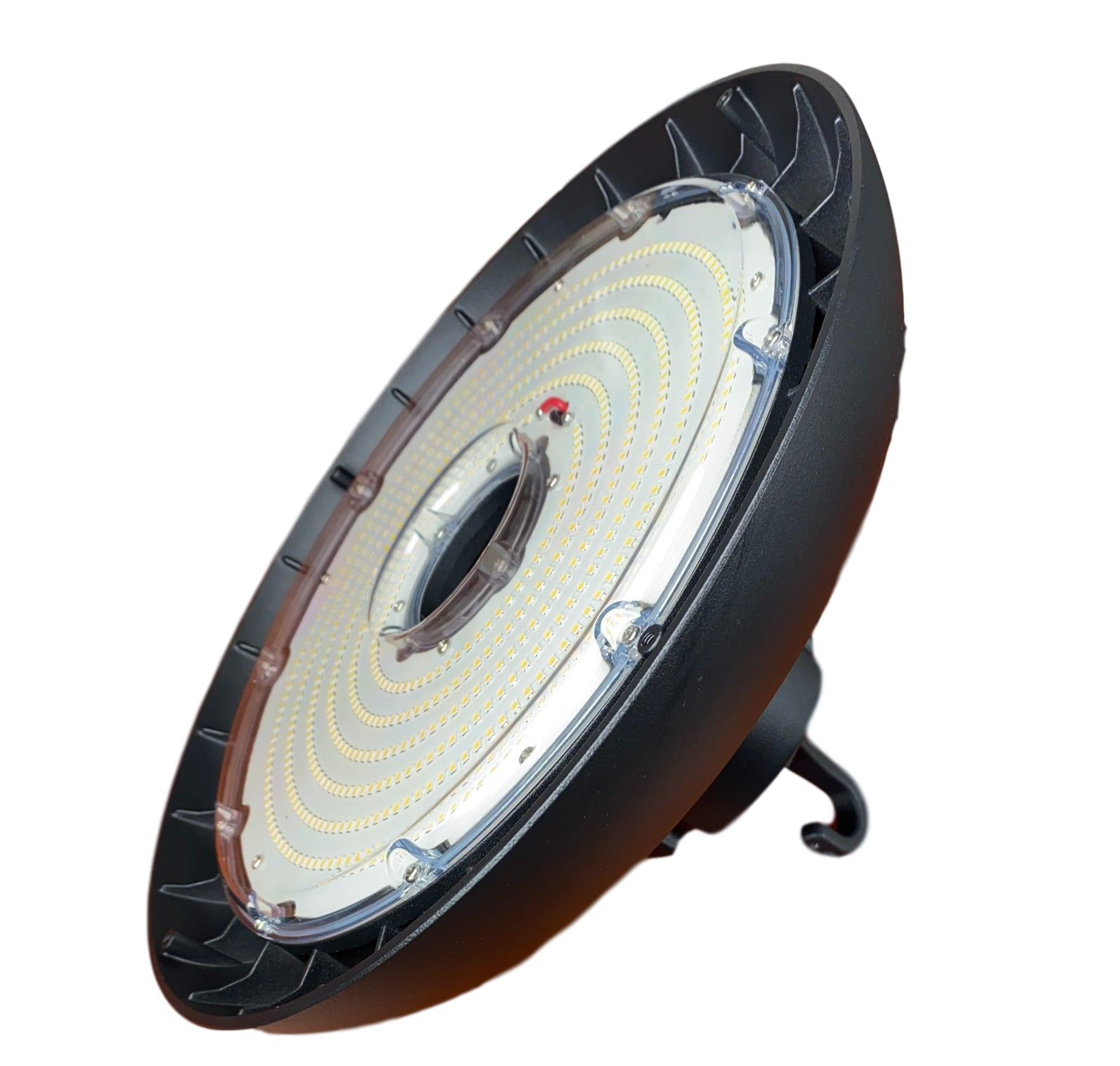 200W LED Wet Location Round High Bay - Samsung LED Chips - 26,000 Lumens
