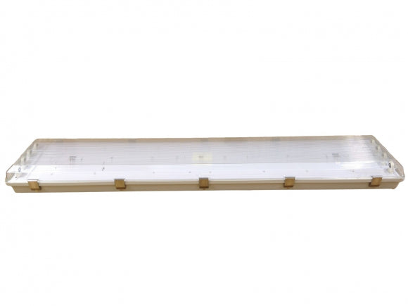 6 Lamp 4' ft. T5HO Vaportight Fluorescent