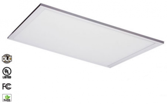 Energetic Lighting E2PL2A30D-840 30 Watt LED 2x2 Flat Panel Light Fixture