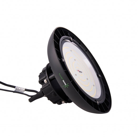 100W Prime Round Bay - Warehouse Lighting - 110V-277V COMMERCIAL SPECIFICATION GRADE