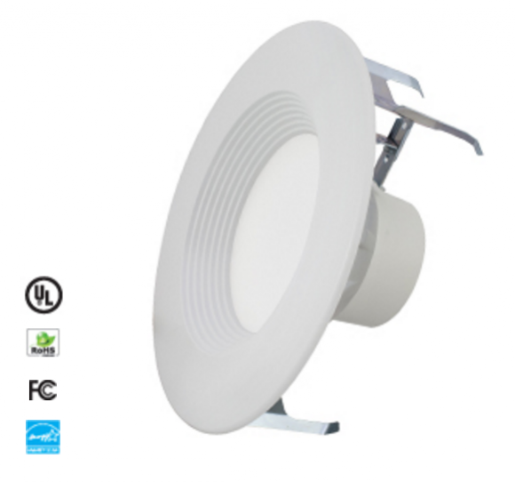 "Energetic Lighting E2DL11D6-827 6"" Recessed Can Downlight"