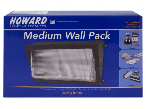 Howard MWP-5040-LED-MV 40 Watt Medium LED High Power Wallpack