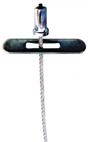 Double Toggle Y 10' Aircraft Cable Hanger (For Hanging Stingray & Bolt)