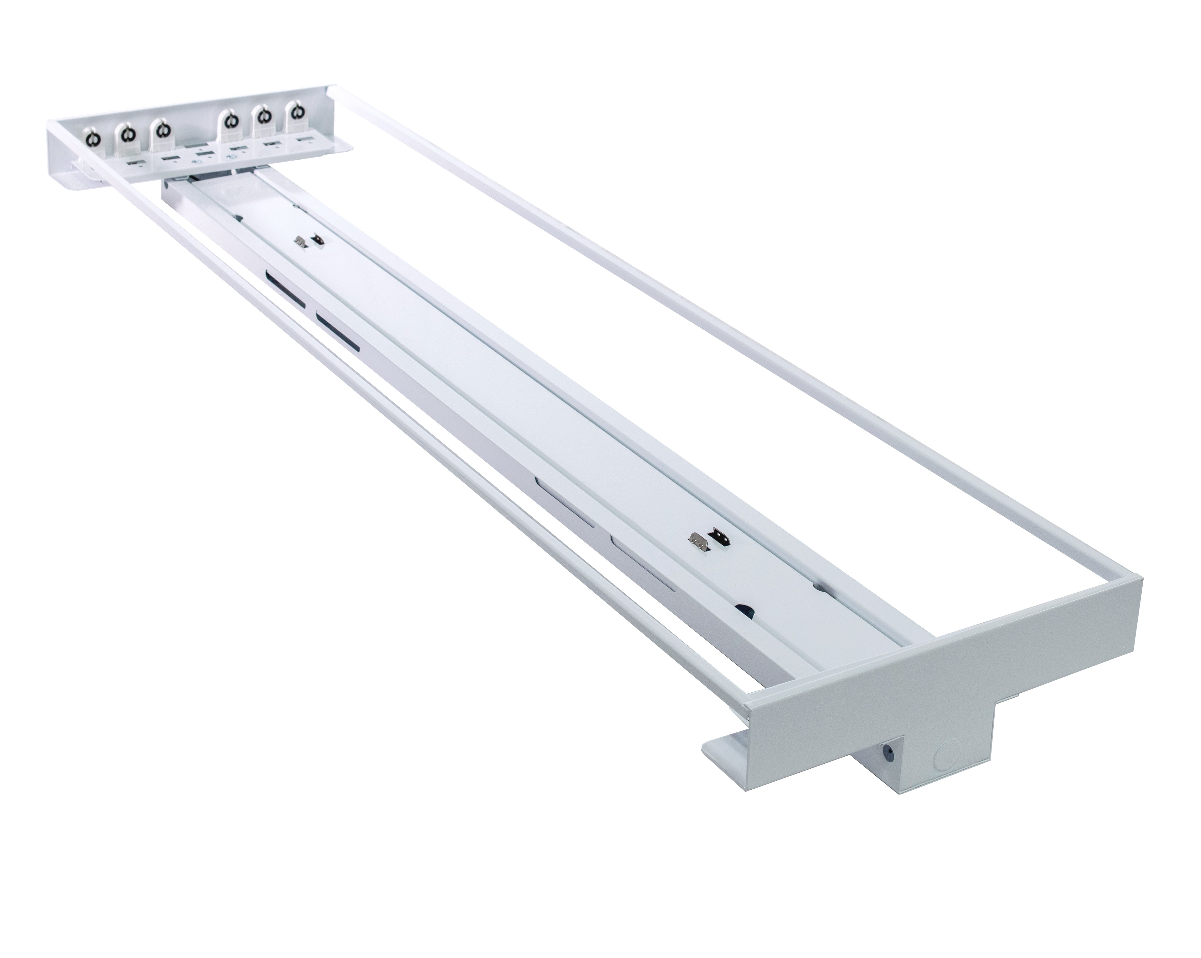 Stingray® Air 6 Lamp LED High Bay - Frosted