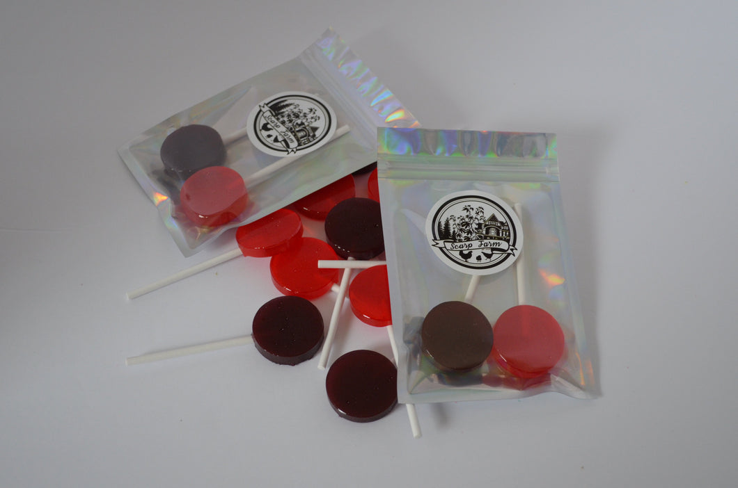 CBD Lollipops/ Organic CBD Edible