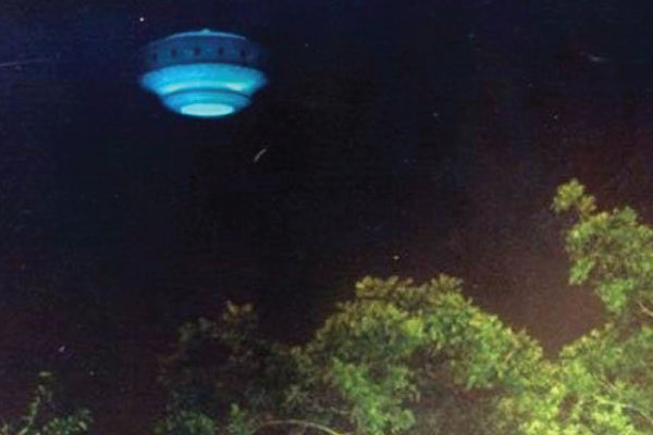 UFO Garage Podcast: Episode 23 - Jocelyn Buckner