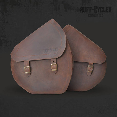 Saddle Bag - The Ruffian