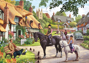Country Life 1000 Piece Jigsaw-5017680045431