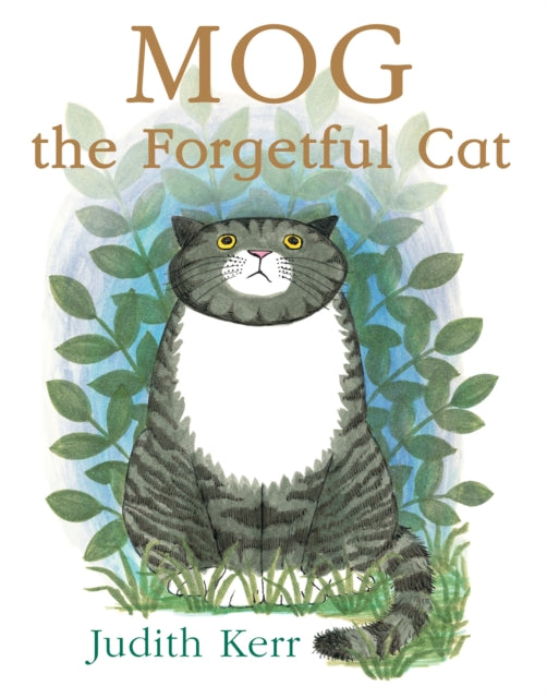 Mog the Forgetful Cat-9780007171347
