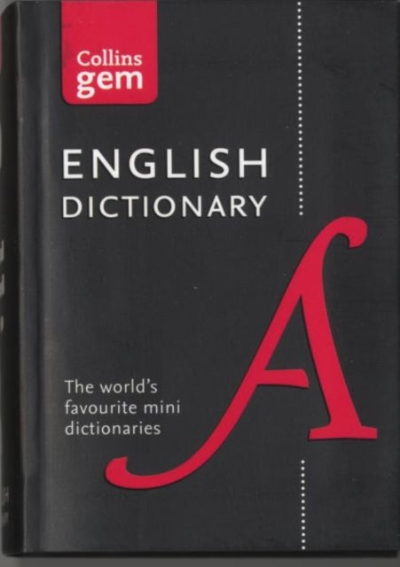 Collins English Dictionary: 85,000 Words in a Mini Format-9780008141677