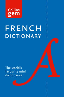Collins Gem French Dictionary-9780008141875