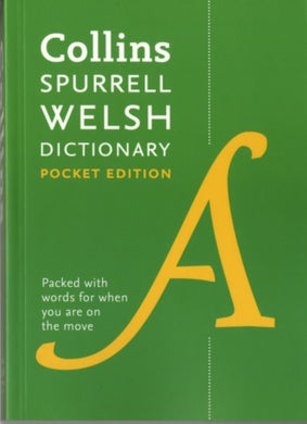 Collins Spurrell Welsh Dictionary : Trusted Support for Learning, in a Handy Format Collins Spurrell Welsh Dictionary-9780008194826